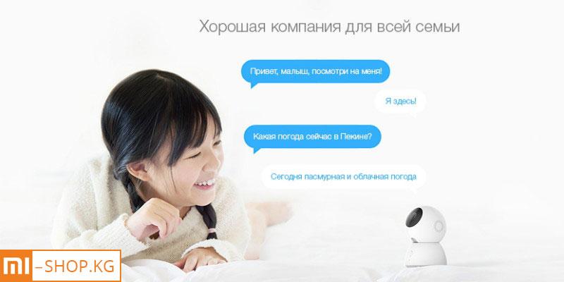 IP-камера Xiaomi MiJia 360° Home Camera (JTSXJ01CM)