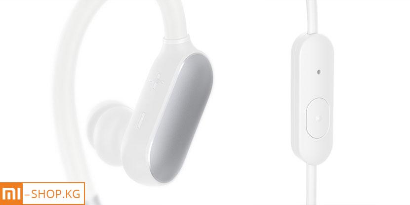 Наушники Xiaomi Mi Sport (белый)