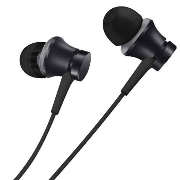 Наушники Xiaomi Mi In-Ear Headphones Basic (черный) - Фирменный ... 553f6b6fbc902