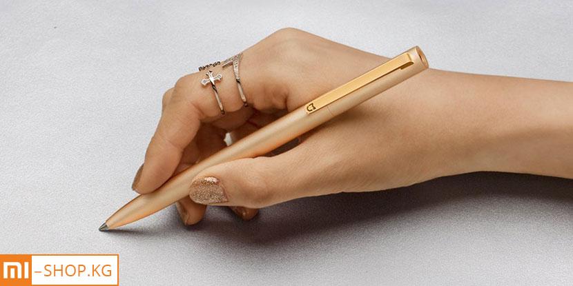 Ручка Mi Aluminum Rolleball Pen
