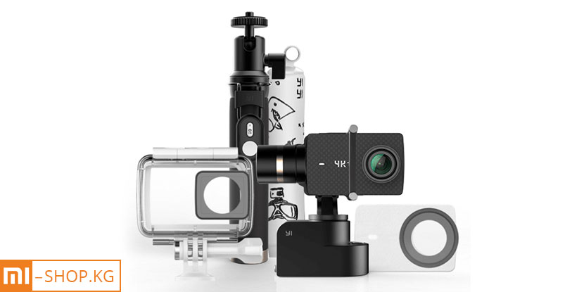 Экшн-камера Xiaomi Yi 4K+