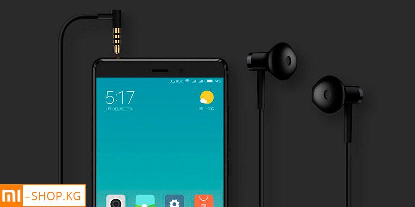 Наушники Xiaomi Dual Drivers Earphones (BRE01JY)