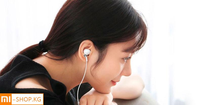 Наушники Xiaomi Dual Drivers Earphones Type-C (BRE02JY)