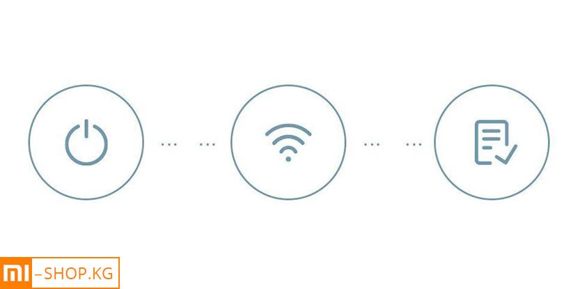 Роутер Xiaomi Mi Wi-Fi 4С (GLOBAL)