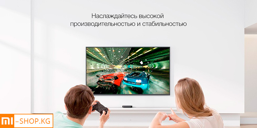 TV приставка Xiaomi Mi Box S (европейская версия)