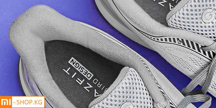 Кроссовки Amazfit Antelope Light Outdoor Running Shoes (черный)