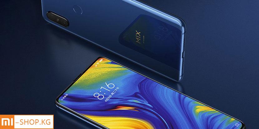 Xiaomi Mi Mix 3 6+128GB (черный)