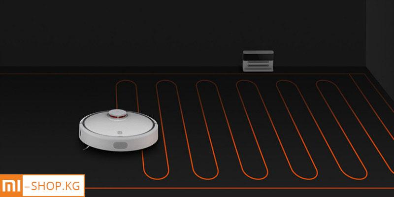 Робот-пылесос Xiaomi Mi Robot Vacuum Сleaner (SDJQR01RR)