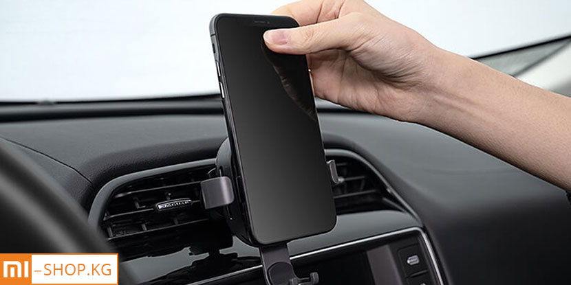 Автомобильное беспроводное зарядное устройство Xiaomi 70mai Wireless Car Charger (Midrive PB01)