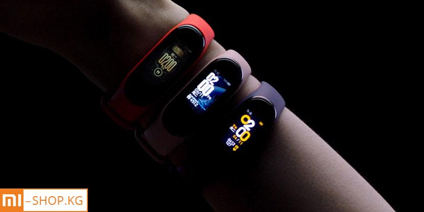 Фитнес-браслет Xiaomi Mi Band 4 GLOBAL