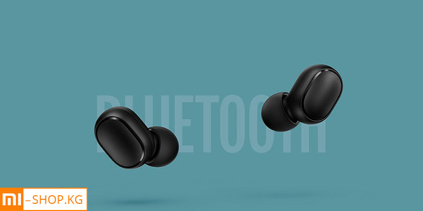 Беспроводные наушники Xiaomi True Wireless Earbuds Basic Bluetooth Headset (TWSEJ04LS)