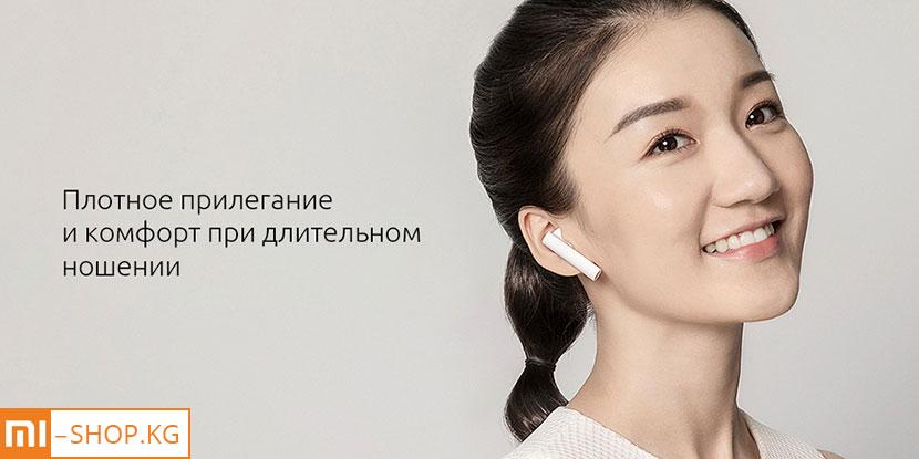 Беспроводные наушники Xiaomi Air2 Mi True Wireless Earphones (TWSEJ02JY)