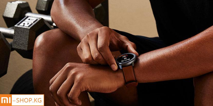 Умные часы Xiaomi Huami Amazfit GTR 47 mm (A1902)