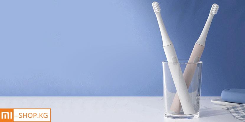 Электрическая зубная щетка Xiaomi Mijia T100 Electric Toothbrush (MES603)