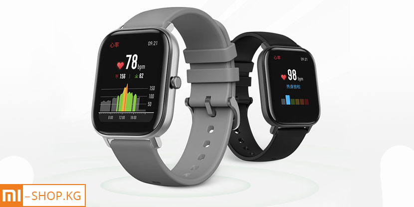 Умные часы Xiaomi Huami Amazfit GTS Smart Watch (A1914)
