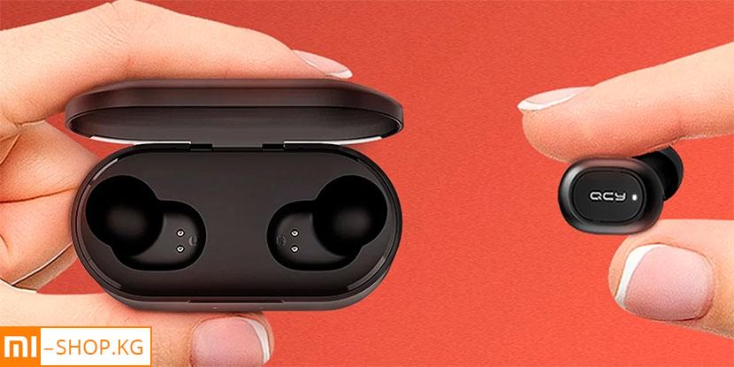 Беспроводные наушники Xiaomi QCY T2C
