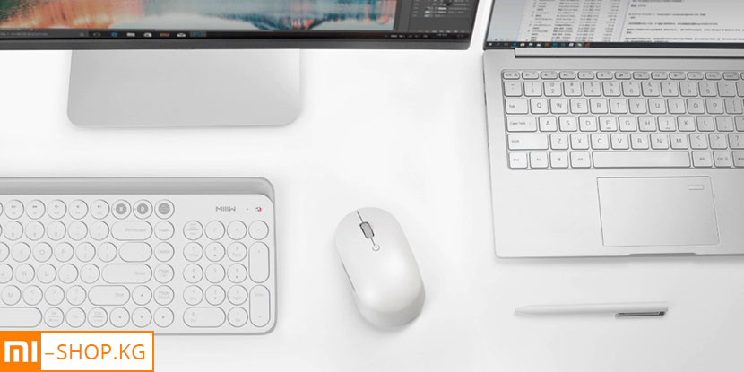 Мышка Mi Dual Mode Wireless Mouse Silent Edition (WXSMSBMW02)