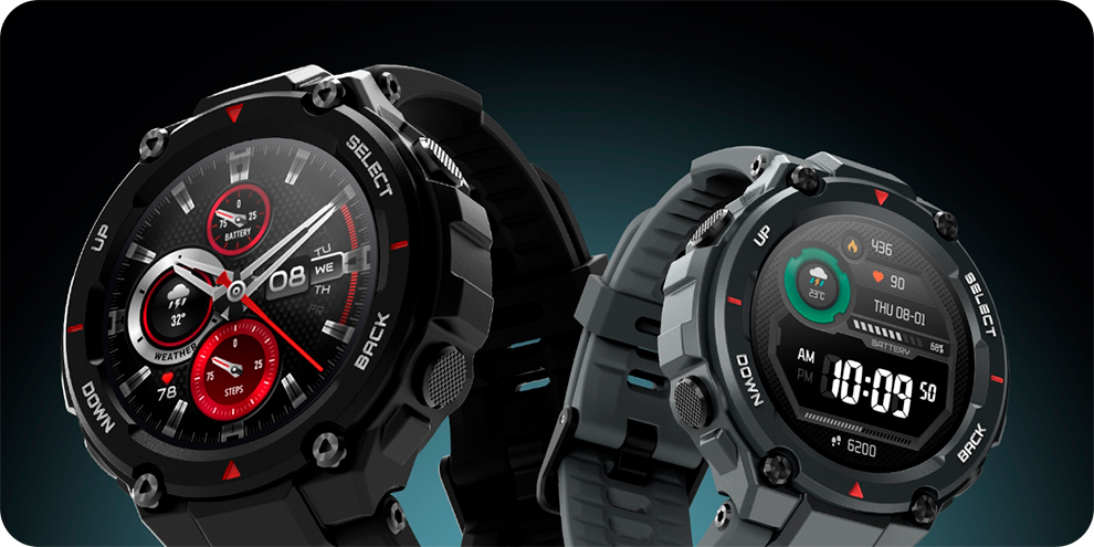 Умные часы Xiaomi Huami Amazfit T-REX (A1919)