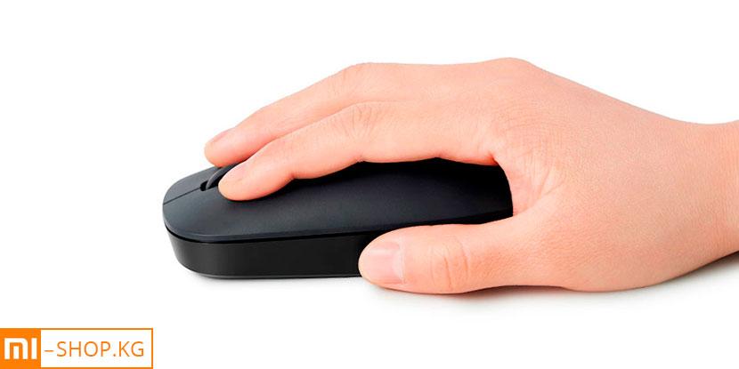 Беспроводная клавиатура с мышкой Xiaomi Wireless Keyboard and Mouse set (WXJS01YM)