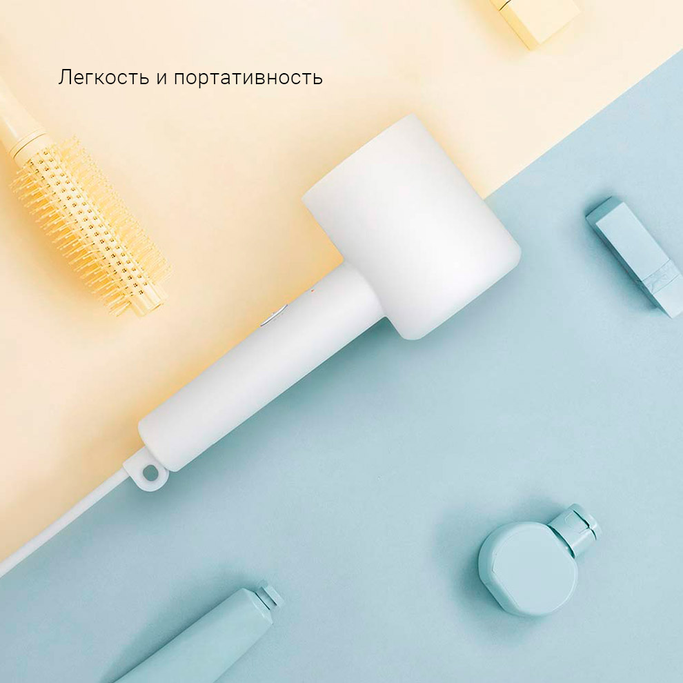 Фен Xiaomi Mijia Negative Ion Hair Dryer H300 (CMJ01ZHM)