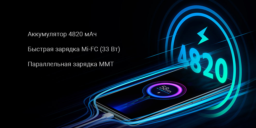 Xiaomi Mi 10T Lite 6GB+128GB (золотой / Rose Gold)