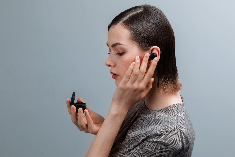 Беспроводные наушники Xiaomi Mi True Wireless Earbuds Basic 2 (TWSEJ061LS)