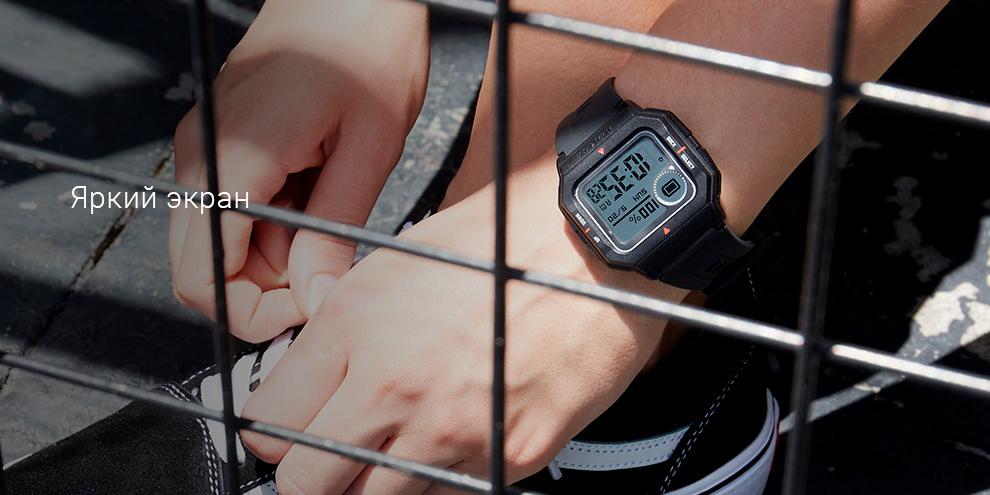 Умные часы Xiaomi Huami Amazfit Neo (A2001)