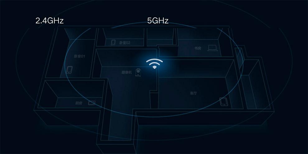IP-камера Xiaomi Mi 360° Home Security Camera 2K Pro PTZ (MJSXJ06CM)