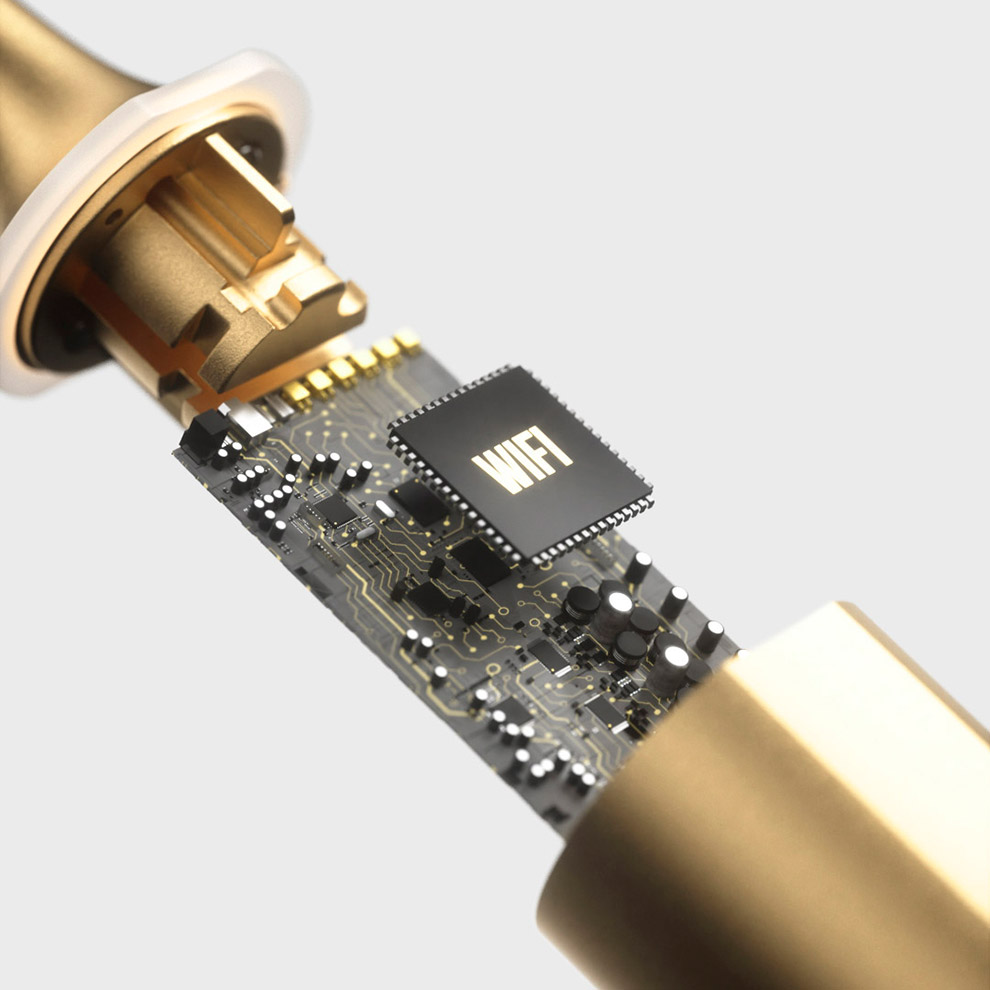Умная ушная палочка Xiaomi Bebird Ear Cleaning Camera Endoscope (X17 Pro)