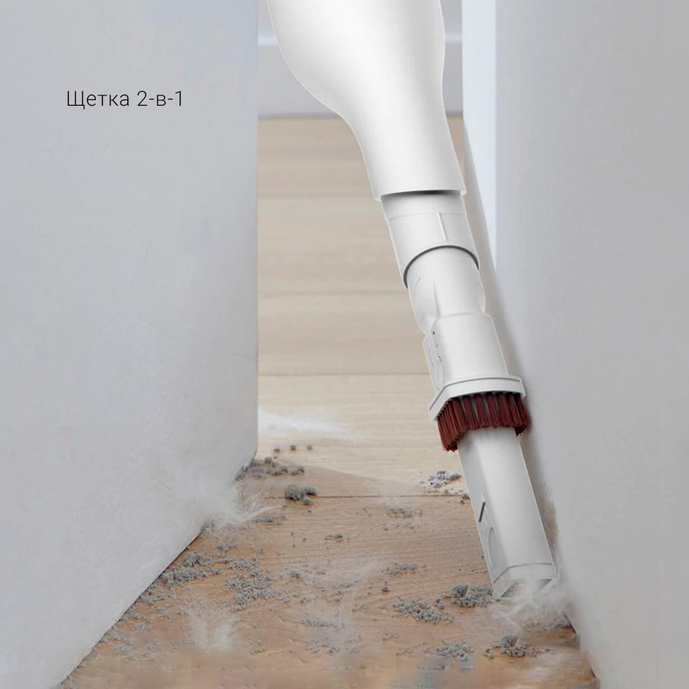 Беспроводной ручной пылесос Xiaomi Deerma Wireless Vacuum Cleaner (VC01)