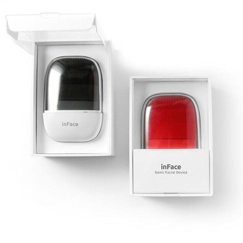 Аппарат для ультразвуковой чистки лица Xiaomi inFace Sonic Facial Device Upgrade Version (MS-2000)