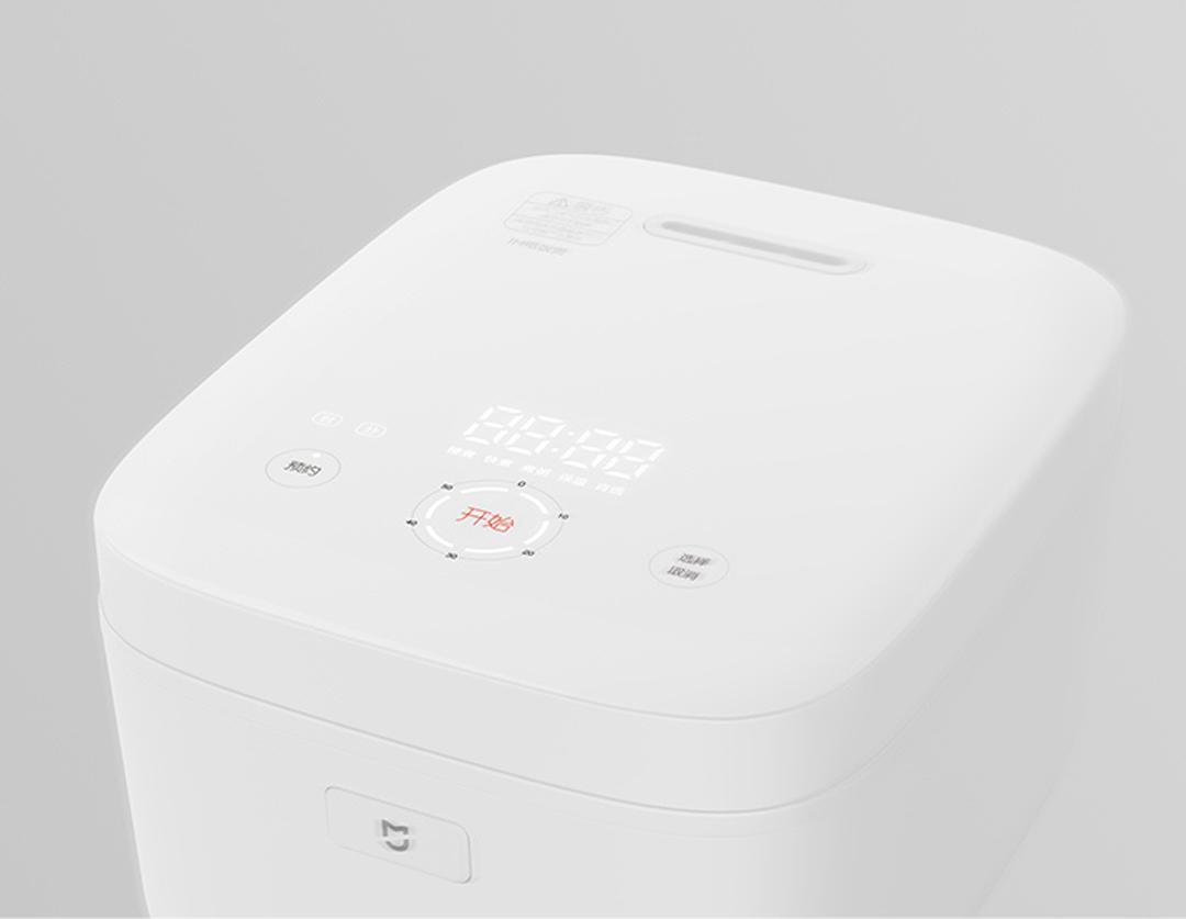 Умная мультиварка Xiaomi MiJia Induction Heating Cooker 2 (3 л) EU (IHFB01CM)