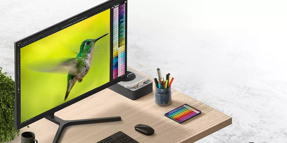 Монитор Xiaomi Redmi Desktop Monitor 1A 23.8″ (RMMNT238NF)