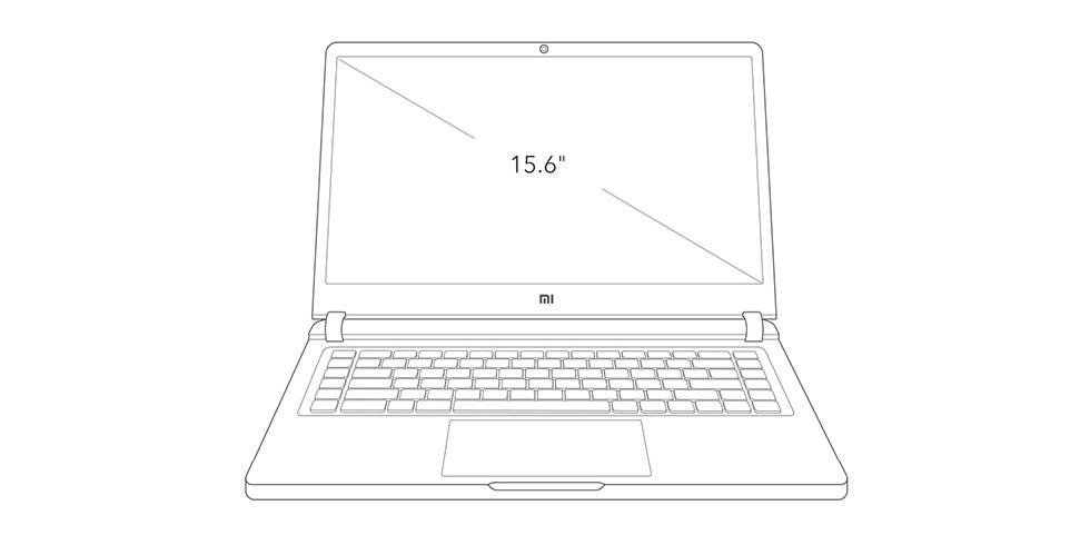 Игровой ноутбук Xiaomi Mi Gaming Laptop 2019 15.6