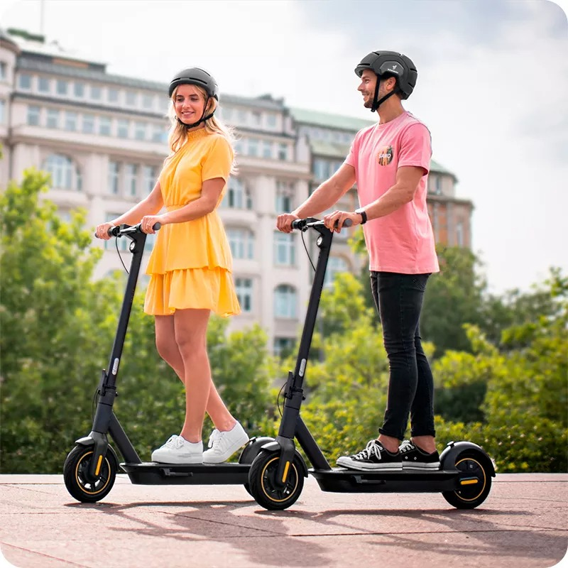 Электросамокат Xiaomi Ninebot Electric Scooter Max (G30)