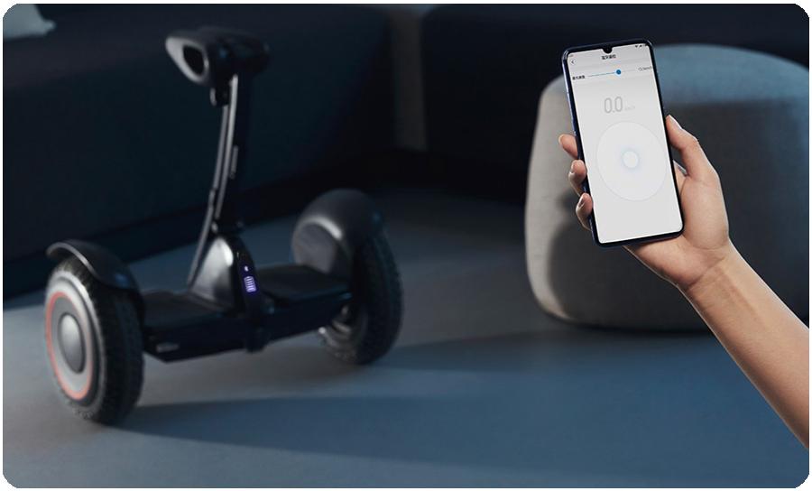 Гироскутер Xiaomi Ninebot Offroad Edition (N3MM240)